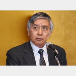 黒田総裁の心中はいかに