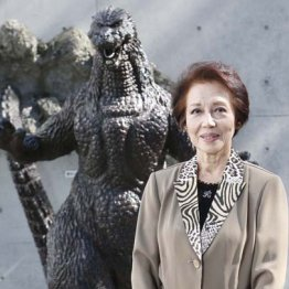 「怪獣大戦争」でX星人 永遠の特撮ヒロイン・水野久美さん