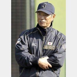 侍ジャパンの小久保監督