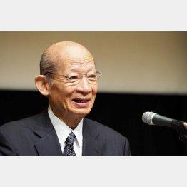 日本郵政の西村泰三社長(C)日刊ゲンダイ