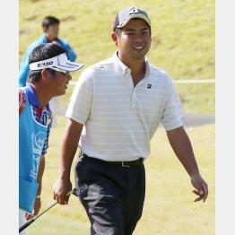 初日は18位だった池田勇太