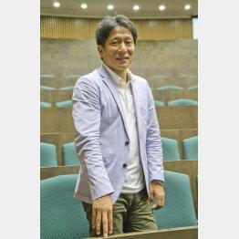青山学院大学の原監督(C)日刊ゲンダイ