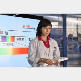 テレビ朝日「科捜研の女」(提供写真)