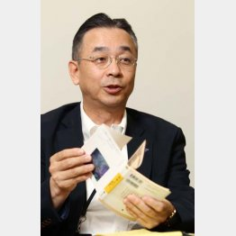 タカラバイオ株式会社の仲尾功一社長