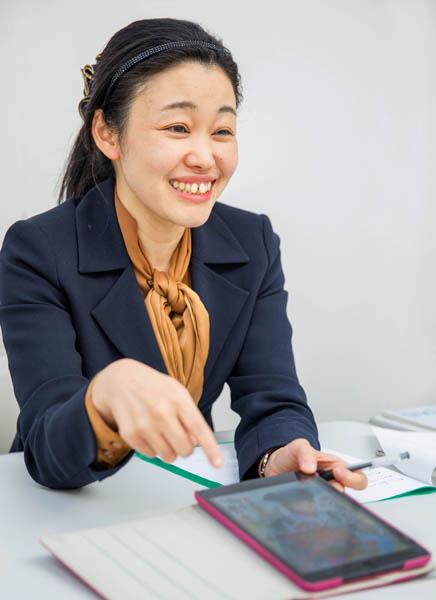パピレスの松井康子代表(C)日刊ゲンダイ