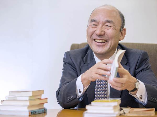 常盤興産の井上直美社長(C)日刊ゲンダイ