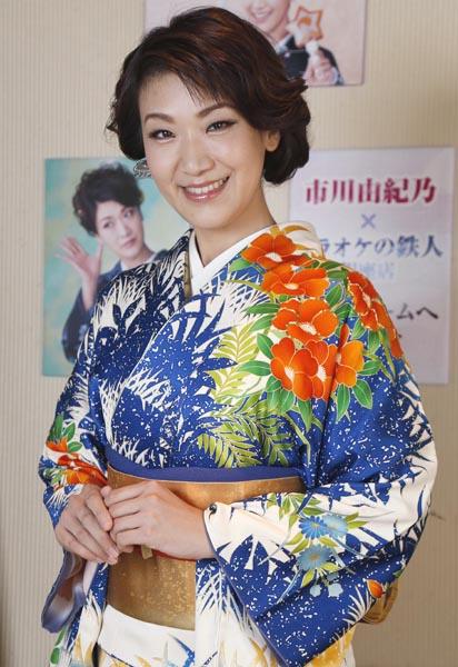 市川由紀乃さんには25歳で歌手挫折の経験が(C)日刊ゲンダイ
