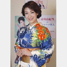 市川由紀乃さんには25歳で歌手挫折の経験が