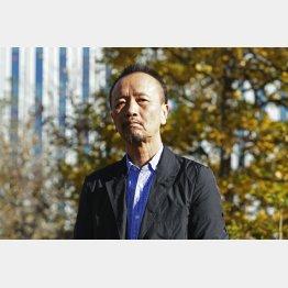 蓮池透氏(C)日刊ゲンダイ