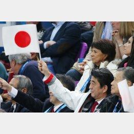 東京五輪関係者の名も次々と(C)日刊ゲンダイ