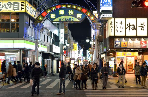 新宿歌舞伎町も一変するのか?(C)日刊ゲンダイ