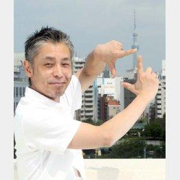 橋口亮輔監督の作品にかける意欲も話題