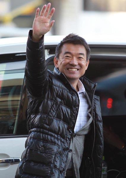 橋下大阪市長(C)日刊ゲンダイ