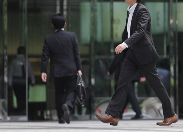 """朝型勤務の""""経済効果""""は850億円(C)日刊ゲンダイ"""