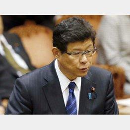 高木大臣は国会で疑惑を否定