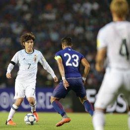 <第17回>MF柏木に日本代表を逞しくしてもらいたい