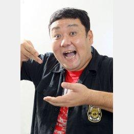ドロンズ・石本武士さん(C)日刊ゲンダイ