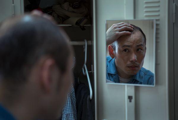 加藤聡志さんが出演したテレビCM(ヘルメット編)AGAスキンクリニック提供