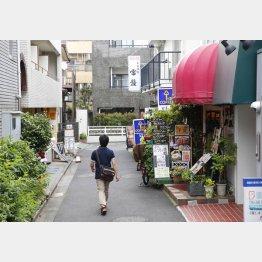 買い時なのは港区と渋谷区(C)日刊ゲンダイ