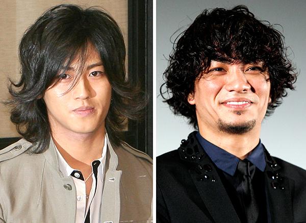 赤西仁(左)、田中聖に続く3人目\u2026(C)