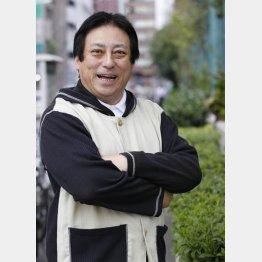 伊藤克信さん(C)日刊ゲンダイ