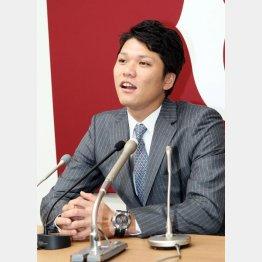 年俸増どころか複数年契約まで(C)日刊ゲンダイ