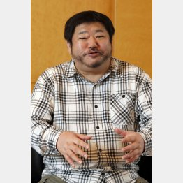 西村賢太氏(C)日刊ゲンダイ