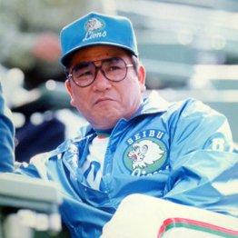 <第2回>日本一6度の名将・森祇晶が力説 「捕手と外野手の視野の違い」