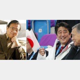 松野弘氏はスポーツアナリストでもある(C)日刊ゲンダイ