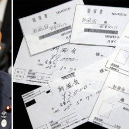 ビールに柿ピー 遠藤大臣「少額領収書」でセコすぎる支出