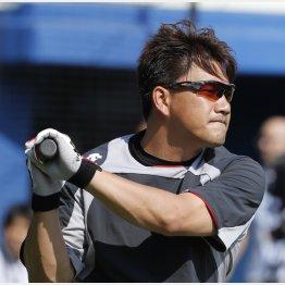 野手として球界最年長に(C)日刊ゲンダイ