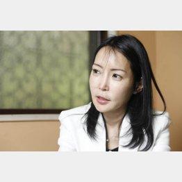 堤未果氏は各メディアで発言、執筆・講演活動を行っている(C)日刊ゲンダイ