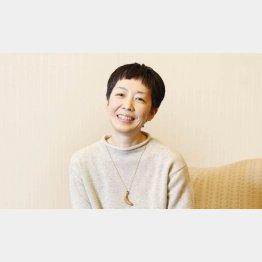 小川糸さん(C)日刊ゲンダイ