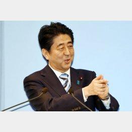 経済音痴の安倍首相が頼ったのは…(C)日刊ゲンダイ