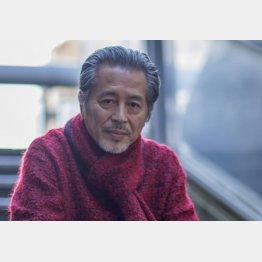 かつて苦い酒が続いていたと本田博太郎さん