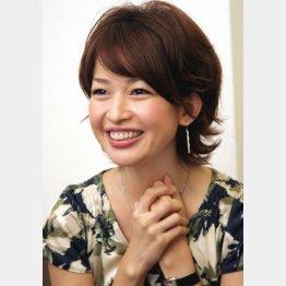 「ナンカゲツマチ」司会の松丸友紀アナ