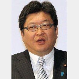萩生田光一官房副長官(C)日刊ゲンダイ