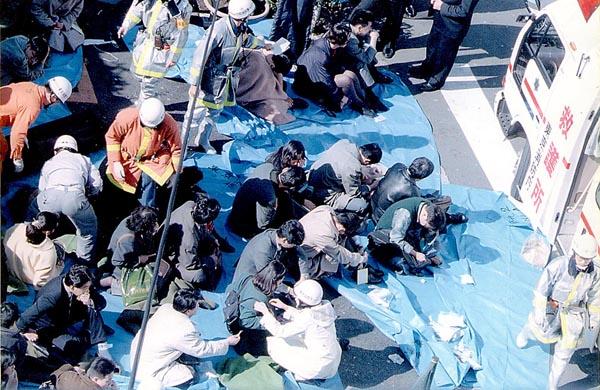 日本中が震撼した(C)日刊ゲンダイ