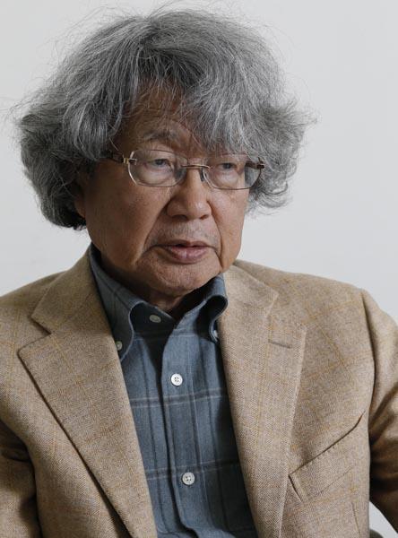 鎌田慧氏(C)日刊ゲンダイ