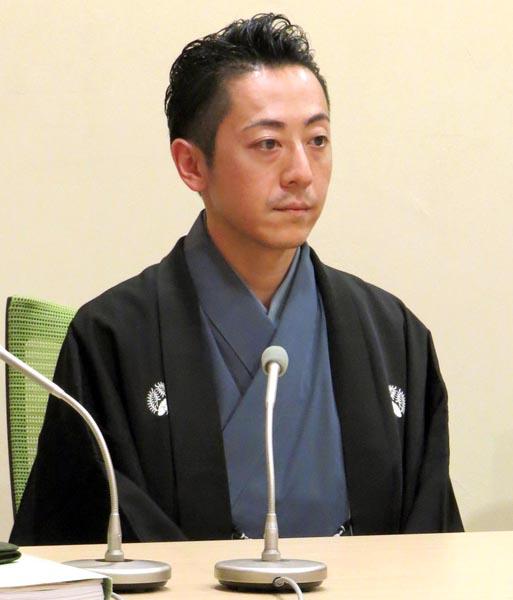 4代目の最有力候補だった花柳貴彦氏(C)日刊ゲンダイ
