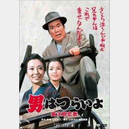 『男はつらいよ 寅次郎恋歌』 DVD発売中 販売元:松竹(C) 1971 松竹株式会社