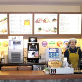 【TOKYO ISLAND CAFE】(竹芝)の塩辛を使った島ピラフ