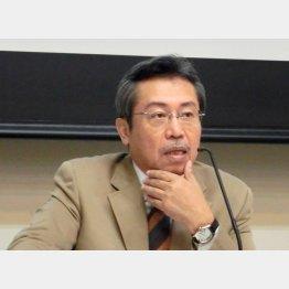 弘兼憲史さん(C)日刊ゲンダイ
