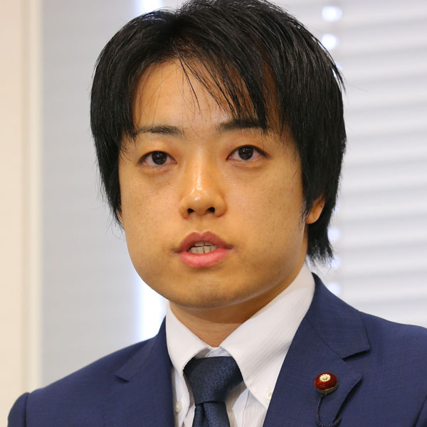 武藤貴也衆院議員(C)日刊ゲンダイ
