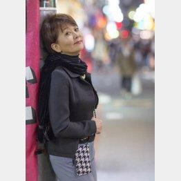 最近「キャサリン」が出なくて寂しいと東てる美さん(C)日刊ゲンダイ