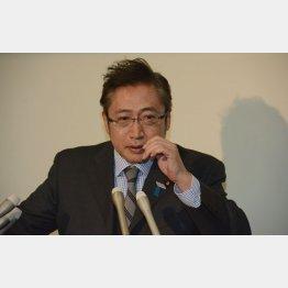 まずはお気に入りの沖氏が民主党入り(C)日刊ゲンダイ