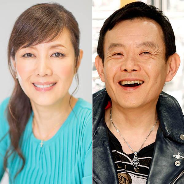 戸田恵子(左)と近藤芳正(C)日刊ゲンダイ
