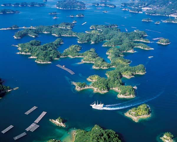 九十九島(提供写真)