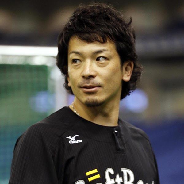 日本球界史上最高の契約を勝ち取った松田(C)日刊ゲンダイ