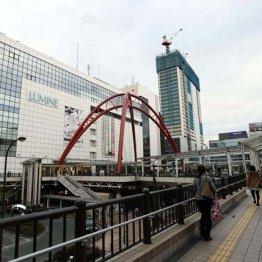 【立川】郊外の新築分譲価格を引き上げた